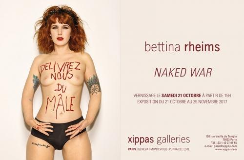Bettina_Rheims, Femen, Féminisme, Laïcité, Nue, nudité, religions, seins_nus,