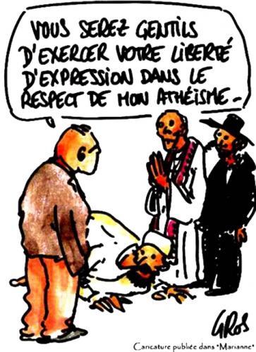 Athéisme, Écoles,  Éducation_Nationale, islam, religions, terrorisme_islamique
